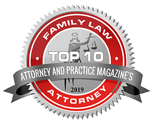 Morgan Witt Voted Top 10 Family Law Attorney in Mount Vernon WA